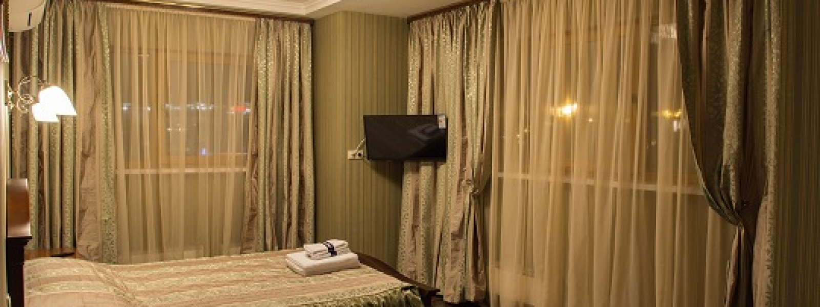 The most comfortable rooms are waiting for you!